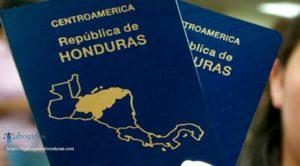 Tramite de Pasaporte Hondureño