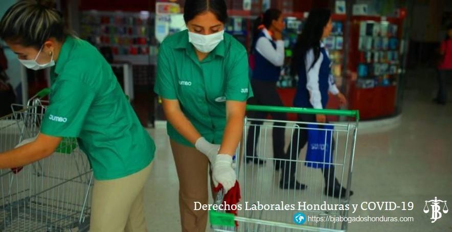 Despidos en Cuarentena del Coronavirus Honduras