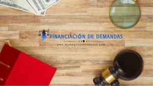Financiación Litigios Honduras o Financiamiento de Demandas.