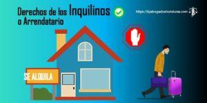 Derechos Como Inquilino en Honduras
