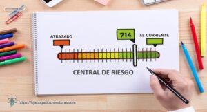Qué es la Central de Riesgo o Buró de Crédito en Honduras